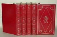 Lord Macaulay - History Of England, 4 Book Set, Heron Books, 1967.