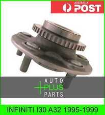 Fits INFINITI I30 A32 Rear Wheel Bearing Hub