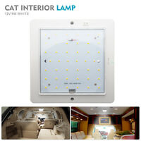 12V LED Ceiling Light Trailer Camper RV Boat Interior Dome Cabin Lamp NEW