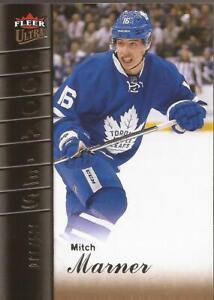 MITCH MARNER 2016-17 Fleer Showcase Ultra Rookie #60/599 Toronto Maple Leafs RC