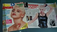 madonna  clippings 1987