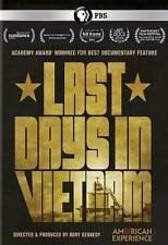 AMERICAN EXPERIENCE: LAST DAYS IN VIETNAM DVD - PBS - AUTHENTIC US RELEASE