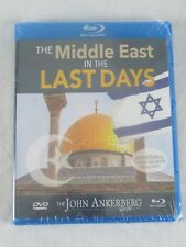 The Middle East in the Last Days (Blu-ray Disc) The John Ankerberg Show New