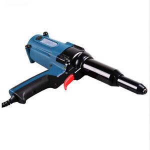 4.0 4.8 mm herramienta autom/ática para pistola de tuerca de remachadora neum/ática Remachadora neum/ática rango de remachado 3.2 pistola de remache de grado industrial de autoaspiraci/ón 7201M