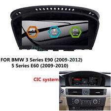 """8.8"""" Android 9.0 Car GPS DVD Navi For BMW E60 E61 M5 E63 E64 M6 E90 E91 E92 WIFI"""
