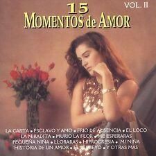 15 Momentos De Amor 2 1997