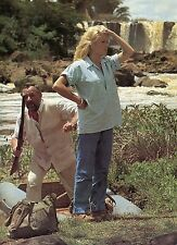 CATHERINE DENEUVE PHILIPPE NOIRET L'AFRICAIN 1983 PHOTO VINTAGE N°5