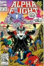 Alpha Flight # 112 (Infinity War crossover) (USA, 1992)