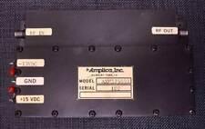 Amplica Microwave Rf Amplifier No Axm375602 Nice