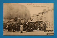Meuse 55 Lorrain CP CPA Montmedy 1915 Französische Kanonen Festung Artillerie WK