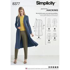 1950s Vintage Simplicity Sewing Pattern 8377 Uncut Misses Street Dress Sz 14 32b