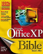 NEW Office XP Bible by Edward Willett