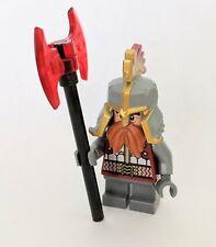 LEGO Hobbit  Dain Ironfoot Dwarf Minifigure The Battle Of The Five Armies 79017