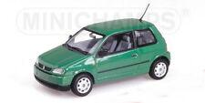 scale model 1/43, SEAT AROSA GREEN METALLIC 1997