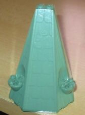 Lego Harry Potter - Große Turmspitze - in Sand Grün