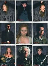 Sleepy Hollow [Movie] Complete Heads Will Roll Chase Card Set CC1-9