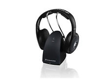 Sennheiser RS 135 Wireless Headphone System - Black (506298) *Open Box*