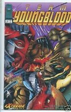 Team Youngblood 1993 series # 3 near mint comic book