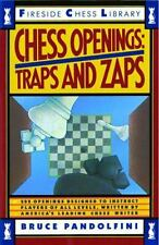 Chess Openings: Traps And Zaps (Fireside Chess Library) by Pandolfini, Bruce, Go