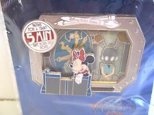 DISNEY JOURNEY THROUGH TIME PIN EVENT 2003 TOMORROWLAND MINNIE LE 1500 EXCLUSIVE