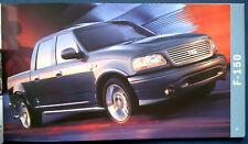 Prospekt brochure 2002 Ford Ranger * F-150 * F-250 * F-350 Super Duty (USA)