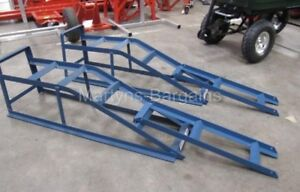 Car Ramp Extensions. Cougar Ramp Mate. Helps Cars with Low Ground Clearance.