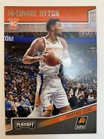 2018-19 Panini Chronicles Playoff Rookies Insert #173 Deandre Ayton Suns Mint+