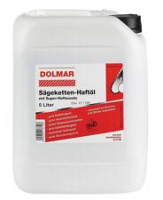DOLMAR 988002258 Sägekettenöl 5 Liter