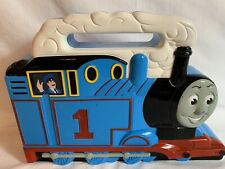 1994 Thomas And Friends Train Engine ERTL Diecast Train Plastic Carrying Case