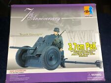 "Dragon 7th Ann WWII 1/6 3.7cm PAK w/""Brandt Kammerer"" Aisne River, France 1940"