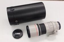 Canon EF 300 mm/4,0 L IS USM objetivamente usado buen estado