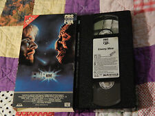 Enemy Mine + Buck Rogers: Space Vampire + The Martian Chronicles (VHS x 4) LOT