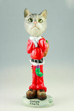 SANTA SILVER TABY CAT-SEE INTERCHANGEABLE BREEDS & BODIES @ EBAY STORE