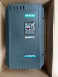 Siemens 6SE3122-4DG40 Variable Frequency Drives 11 kW VFD 3AC 11kW