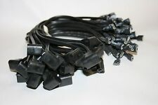 """25 Pack 12"""" Fan Cord - w/1/4"""" Quick-Disconnect Terminals (100-390)"""