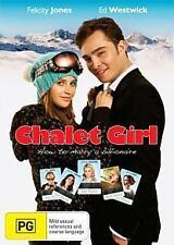 CHALET GIRL : NEW DVD