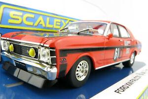 Scalextric C4169 Ford XW Falcon 1969 Bathurst - Moffat / Hamilton No 61 1:32