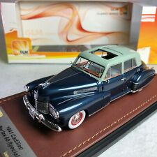 1/43 GLM Model Cadillac Series 60 Special Blue GLM118902