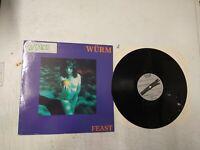 Wurm Feast 1985 Vinyl LP SST 041