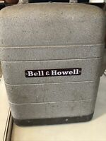 BELL & HOWELL MODEL 253AX 8MM FILM PROJECTOR WORKS WITH REEL & LAMP