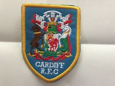 Patch Cardiff RFC Rugby Football Club Welsh Premier Division Wales