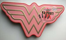 NEW Soap & Glory Wonder Woman Ka-Pout Tin 4 Spectaculips Mini Lip Gloss Gift Set