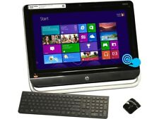 Brand new HP All-in-One PC Pavilion 23-f250 Touchscreen AMD A4-5300 4GB 1TB HDD