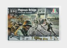 Battle Set Pegasus Bridge Airborne Assault 1944-2019 Kit ITALERI 1:72 IT6194