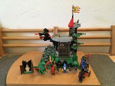 LEGO 6082 Dragon Masters Fire Breathing Fortress Plus Extras