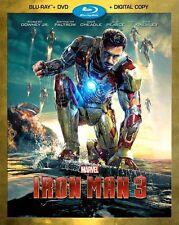 Iron Man 3 0786936836431 Blu-ray Region a