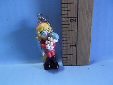 "Cyborg 009: The Cyborg Soldier Francoise Arnoul Holding 001 Key Chain 2""in"
