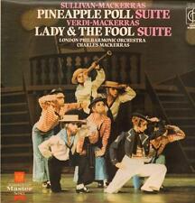 Sullivan-Mackerras (vinilo Lp) Piña Suite-Pcp-PPC 40293-UK-Ex/casi como nuevo