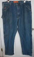 Wrangler FR Blue Jeans 44x34 Riggs Workwear ARC Rating 23.7 ATPV HRC2 2112