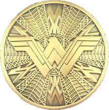 Wonder Woman shild logotipo-exclusivo coleccionista Collectors pin metal-DC Comics